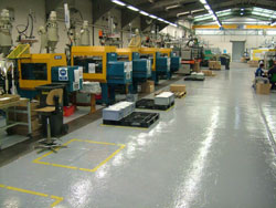 Injection Moulding for the UK Automotive Market