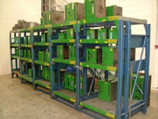 Tool Management & Moulds Storage