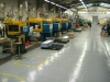 Injection Moulding Machines at Automatic Plastics Factory