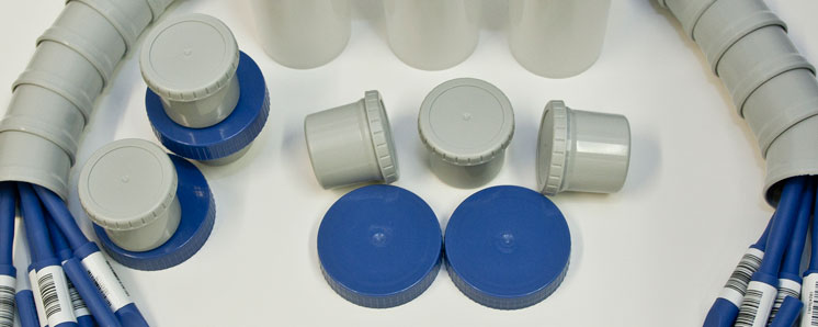 Injection Moulding Supplier of Pharmaceutical Containers & Lids