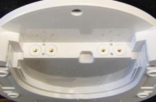 Insert Moulding for Metal and Plastic Inserts